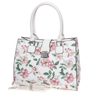 Sara Moda fehér női táska