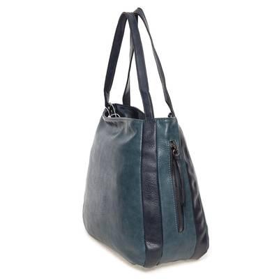 Hernan türkizkék női táska