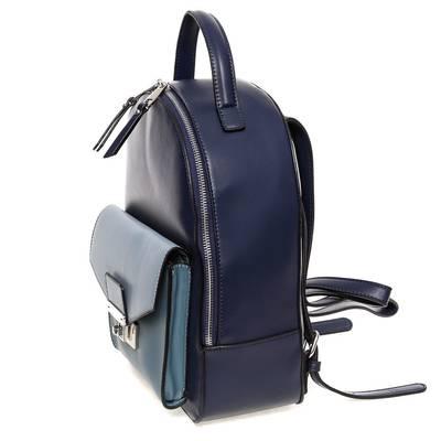Micussi kék női hátitáska