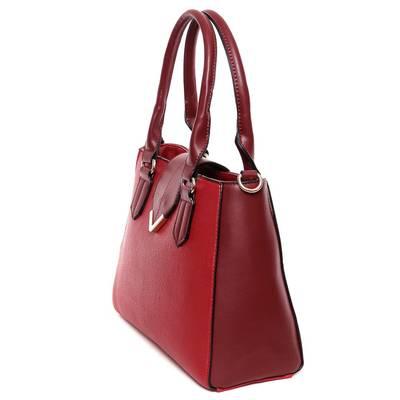 Minissimi bordó női táska