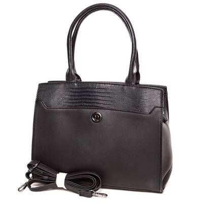 Minissimi fekete női táska