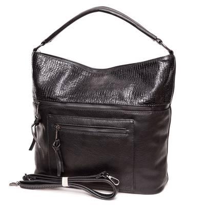 Urban Style fekete női táska