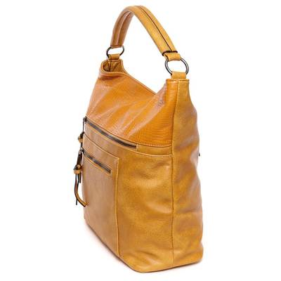 Urban Style sárga női táska