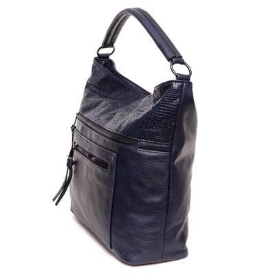 Urban Style kék női táska