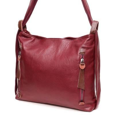 Urban Style bordó női táska