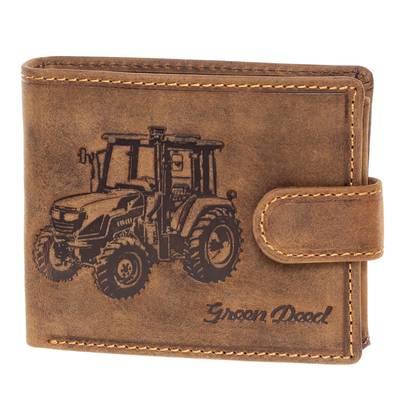 GreenDeed traktor mintás...