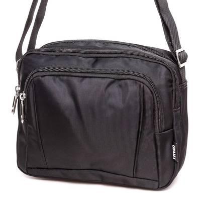 OR&MI fekete férfi táska