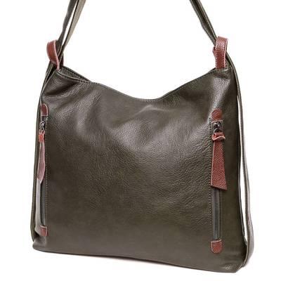 Urban Style zöld női táska