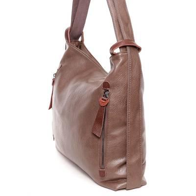 Urban Style barna női táska