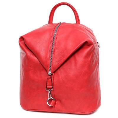 Hernan piros női hátitáska