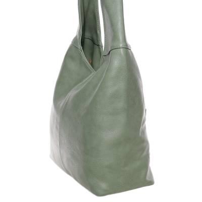 Hernan mentazöld női táska