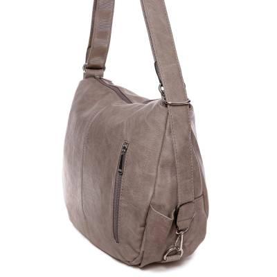 Hernan szürkésbarna női táska