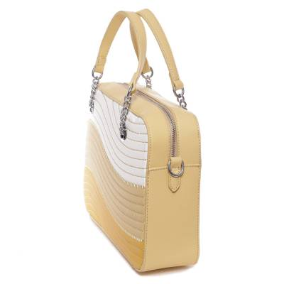 Micussi sárga női táska
