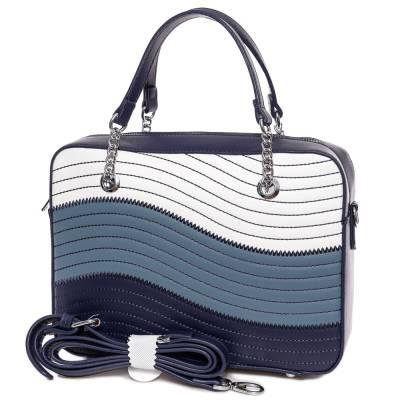 Micussi kék női táska