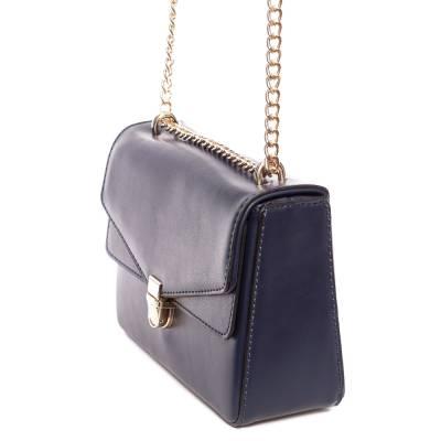 Dudlin kék női alkalmi táska