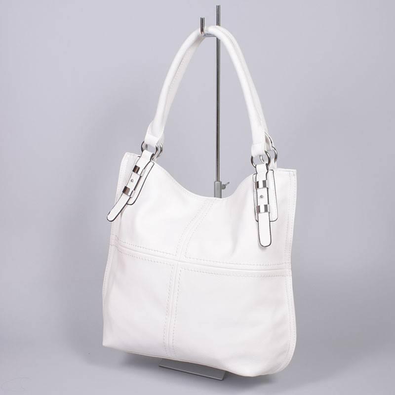 Divatos fehér női táska  755 f7ed8778b8