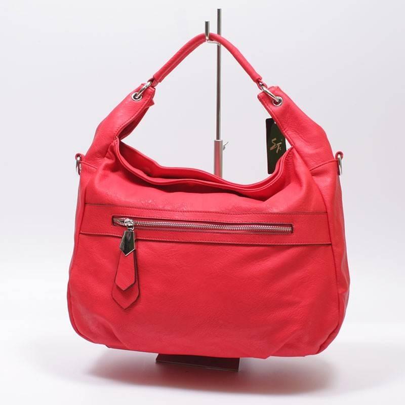 Divatos piros női táska  766 fc46ac843e