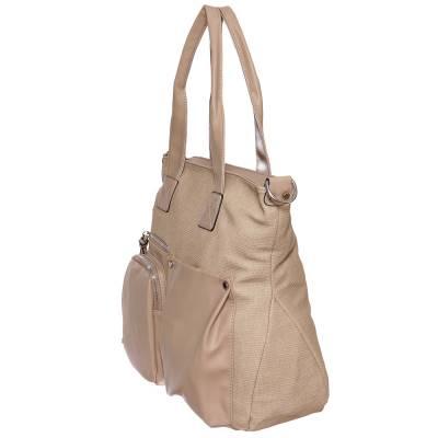 Hernan világosbarna női táska