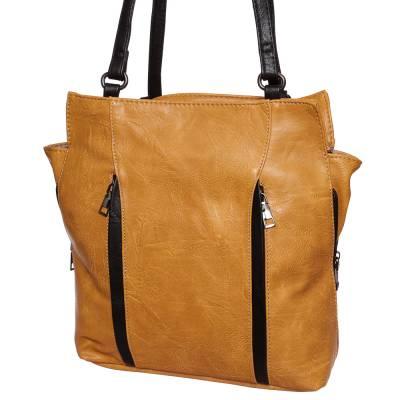 Hernan sárga-fekete női táska