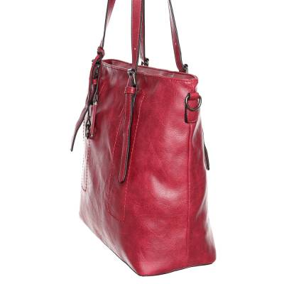 Hernan bordó női táska