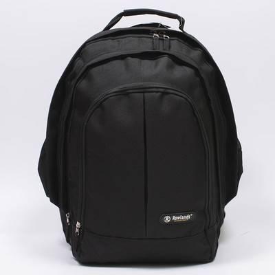 Rowlands fekete hátizsák