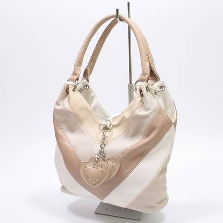 Vivi77 csíkos divatos női táska