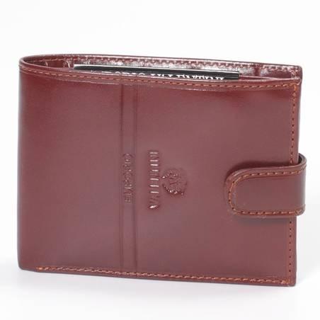Emporio Valentini barna bőr pénztárca