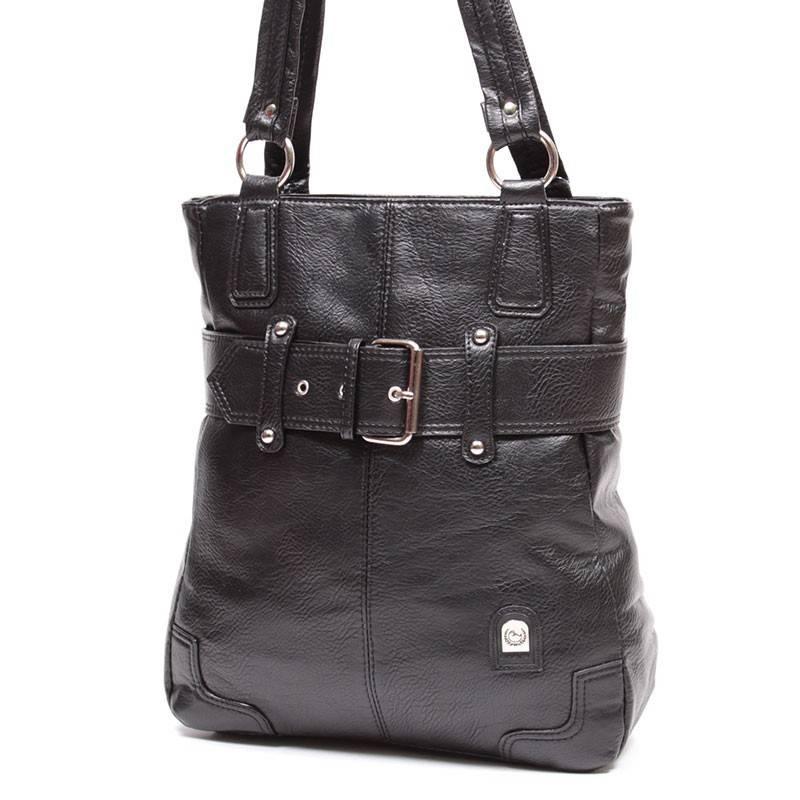 28027b8109fc Laurence C fekete női táska #1322