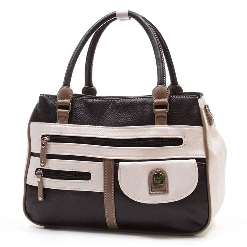 Laurence C fekete-fehér női táska  1555 4494401dc6