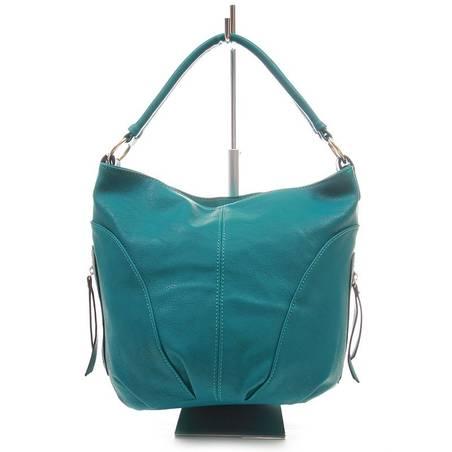 Ivan Collection türkizkék női táska