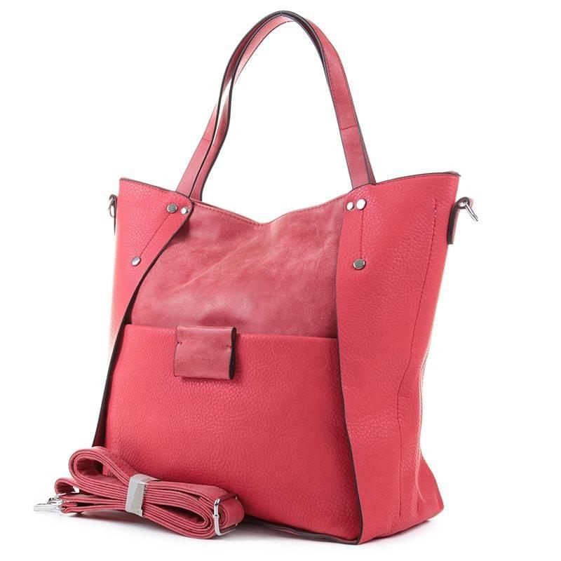 Divatos piros női táska  1965 04dbb46541
